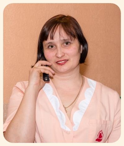 Оксана Марченко -администратор